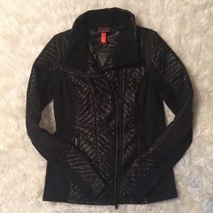 Zella Puffy Moto Jacket